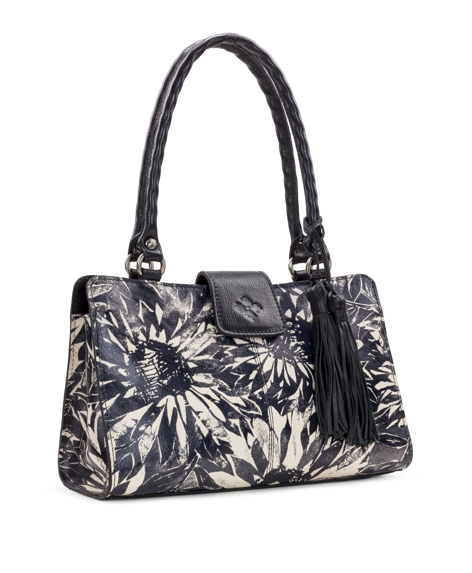 Rienzo Satchel - Sunflower Print 3