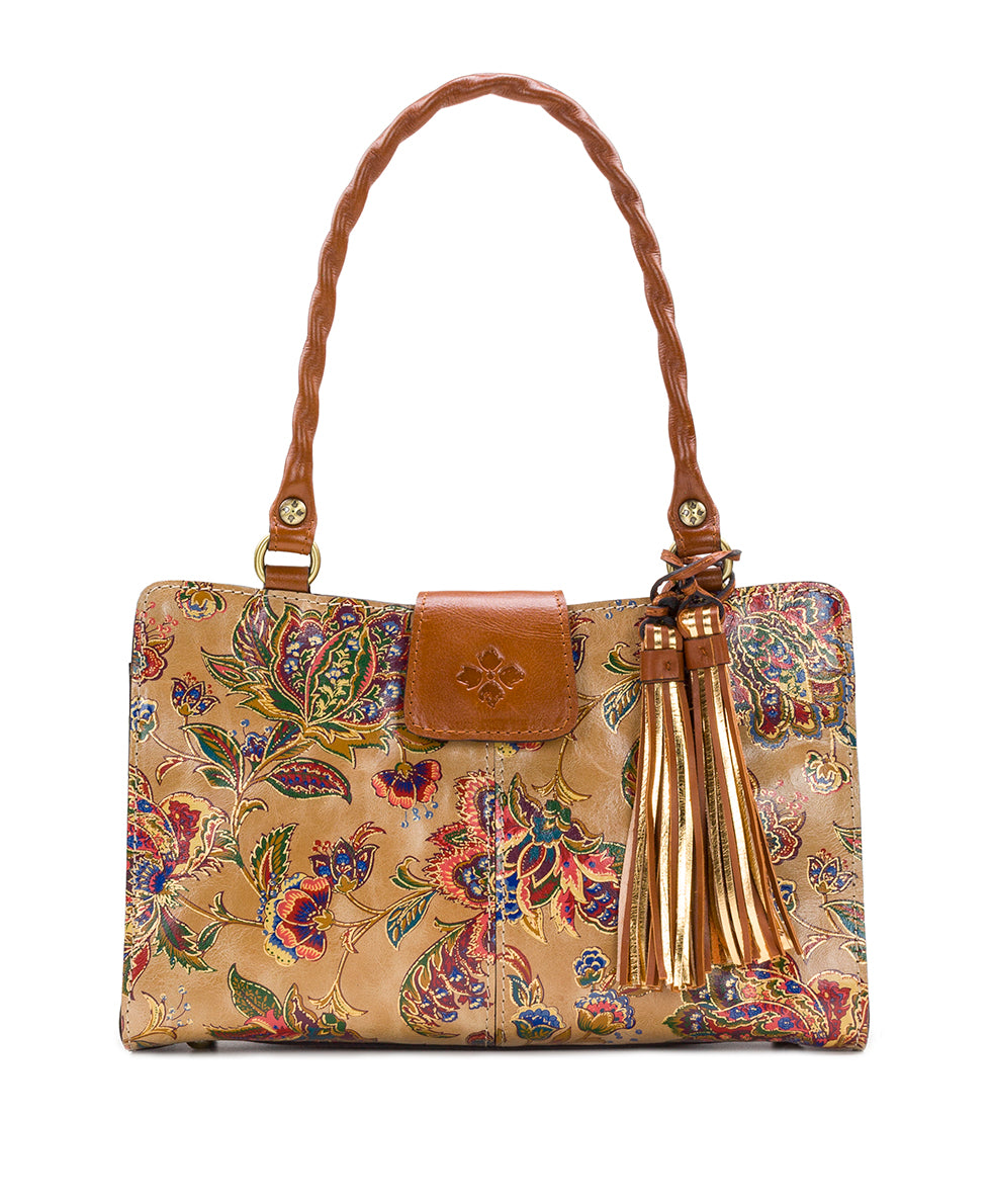 Rienzo Satchel - French Tapestry