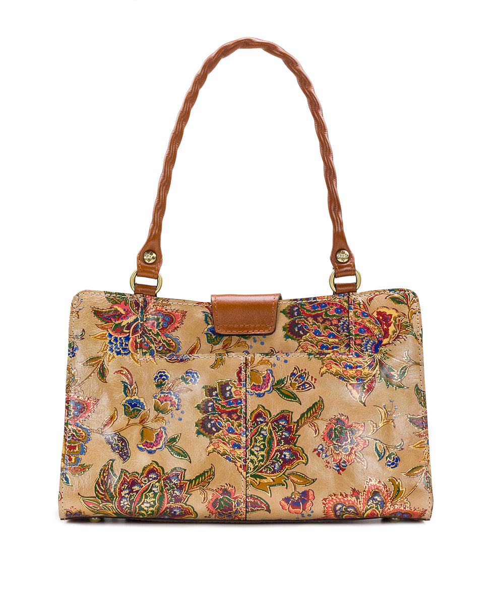 Rienzo Satchel - French Tapestry 2