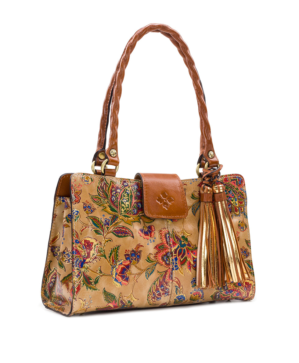 Rienzo Satchel - French Tapestry 3