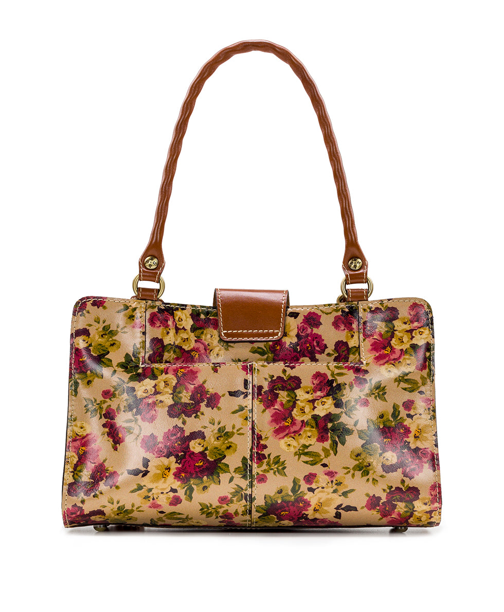 Rienzo Satchel - Antique Rose 2