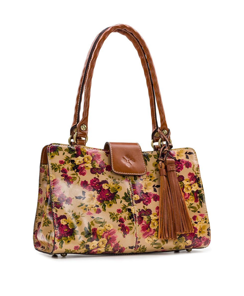 Rienzo Satchel - Antique Rose 3