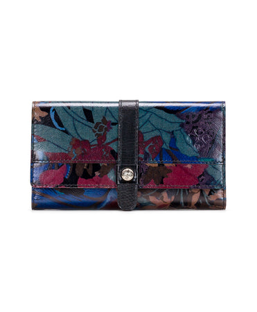 Murcia Wallet - Blue Forest