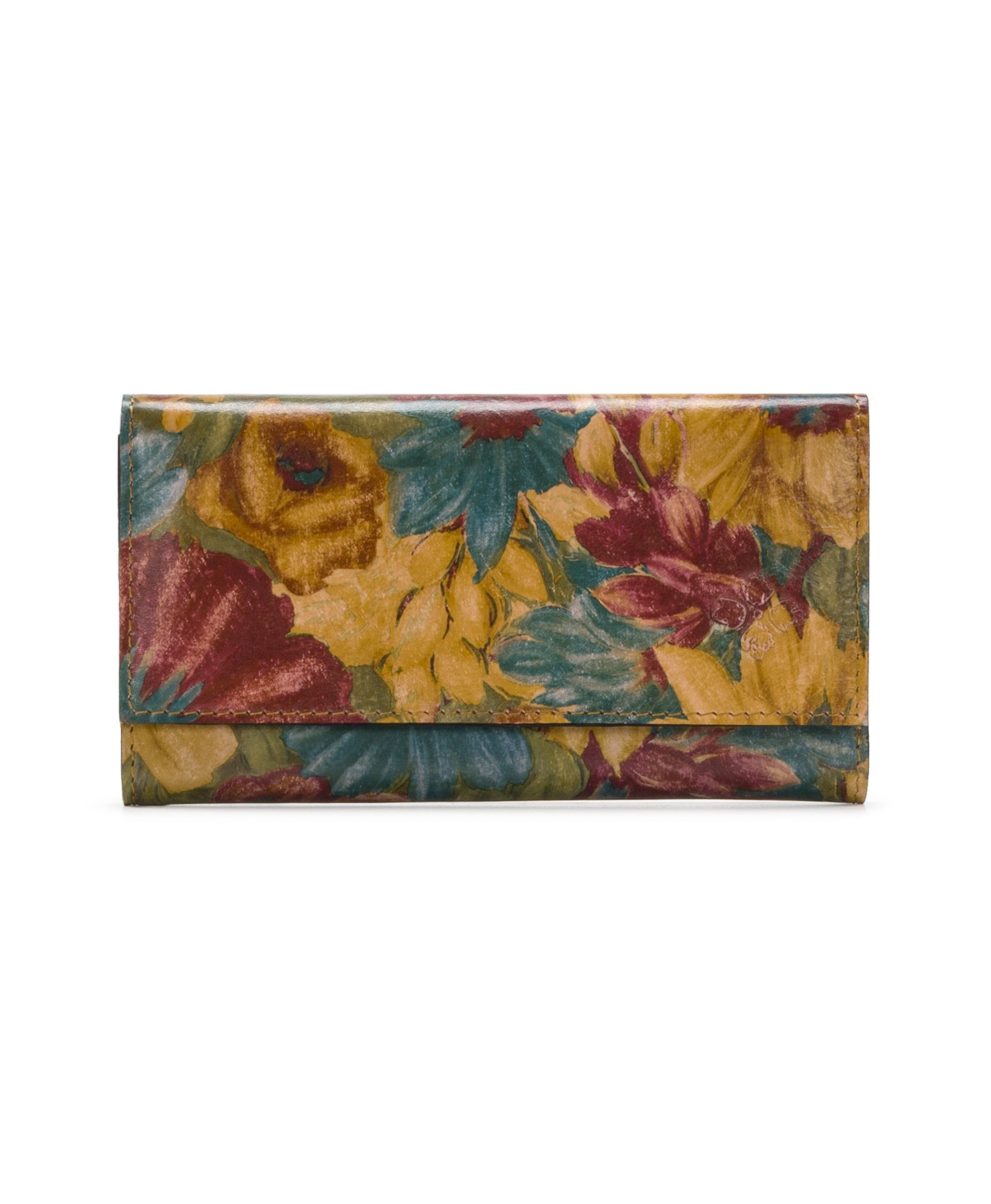 Terresa Wallet - Fresco Bouquet