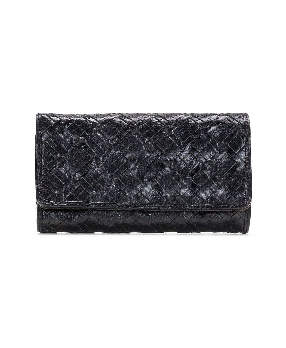 Terresa Wallet - Braided Stitch