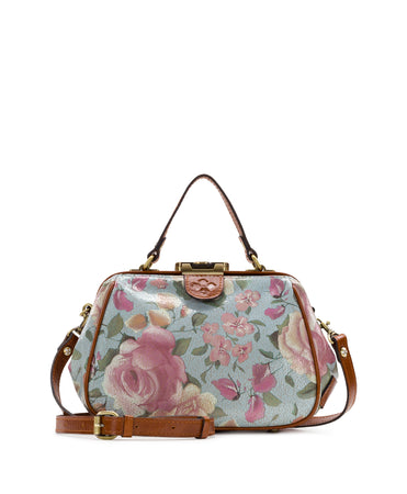 Gracchi Satchel - Crackled Rose - Gracchi Satchel - Crackled Rose