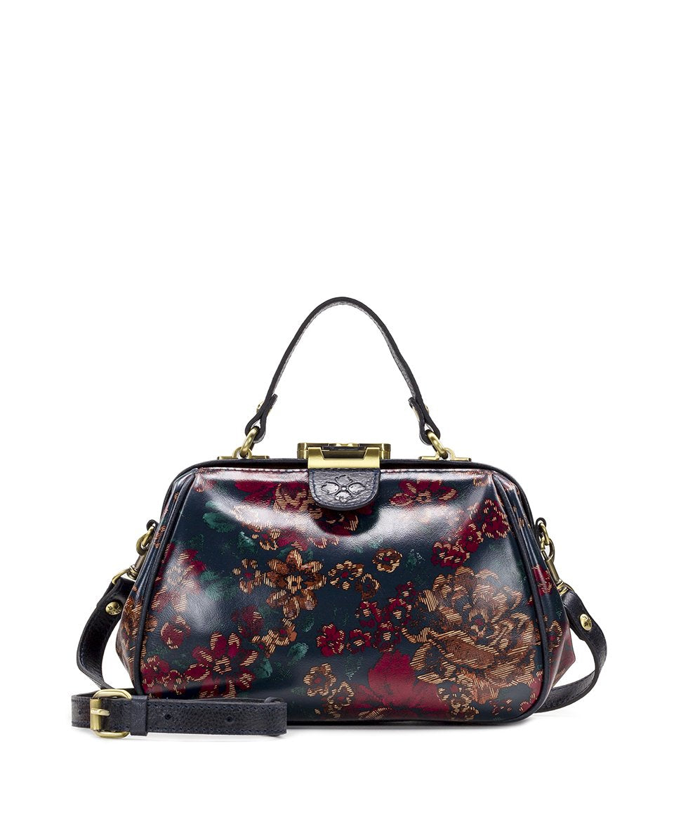 Gracchi Satchel - Fall Tapestry 1