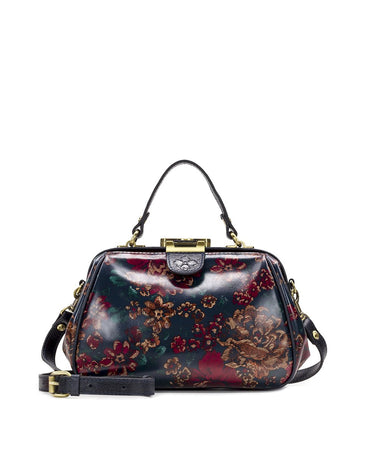 Gracchi Satchel - Fall Tapestry - Gracchi Satchel - Fall Tapestry