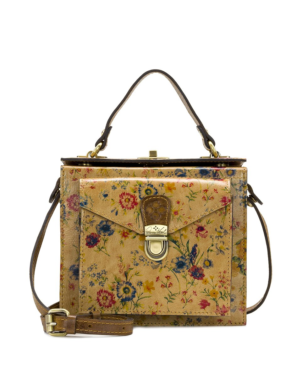 Carletti Square Crossbody - Prairie Rose - Carletti Square Crossbody - Prairie Rose