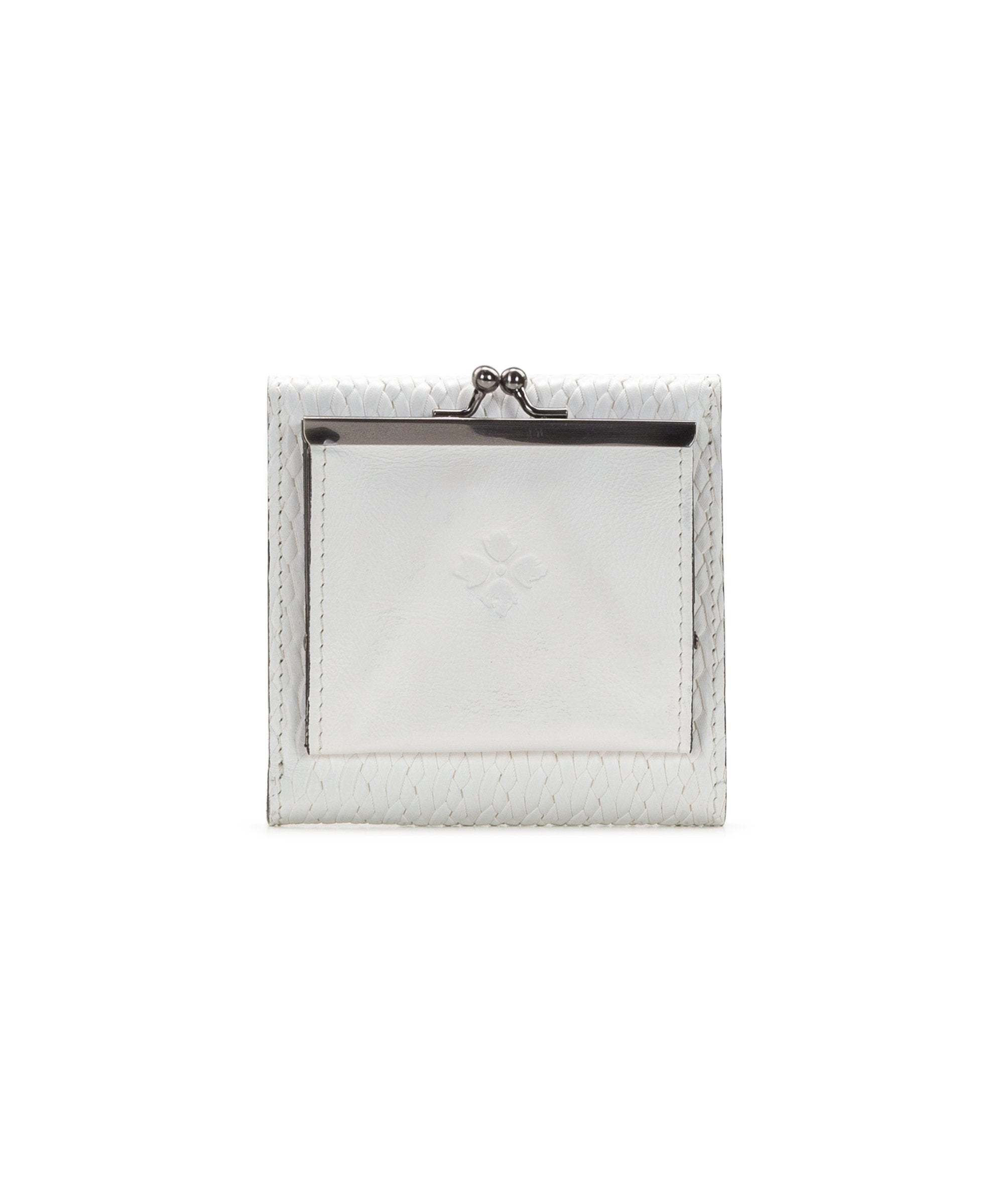 Reiti Bi Fold Wallet - Twisted Woven Embossed 2