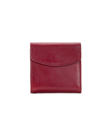 Reiti Bifold Wallet - Waxed Tooled - Reiti Bifold Wallet - Waxed Tooled