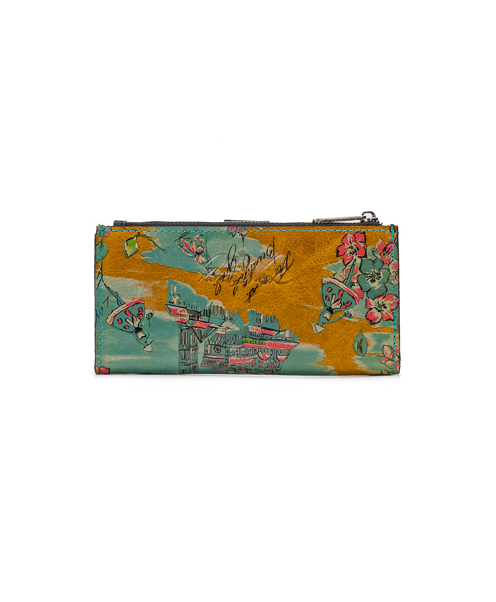 Nazari Bifold Wallet - Beautiful Girl 2