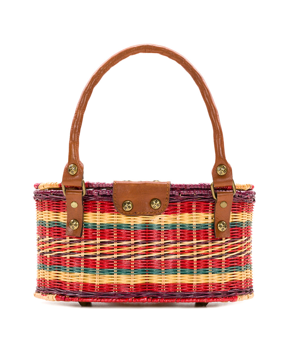 Majadas Basket - Multi Stripe 2