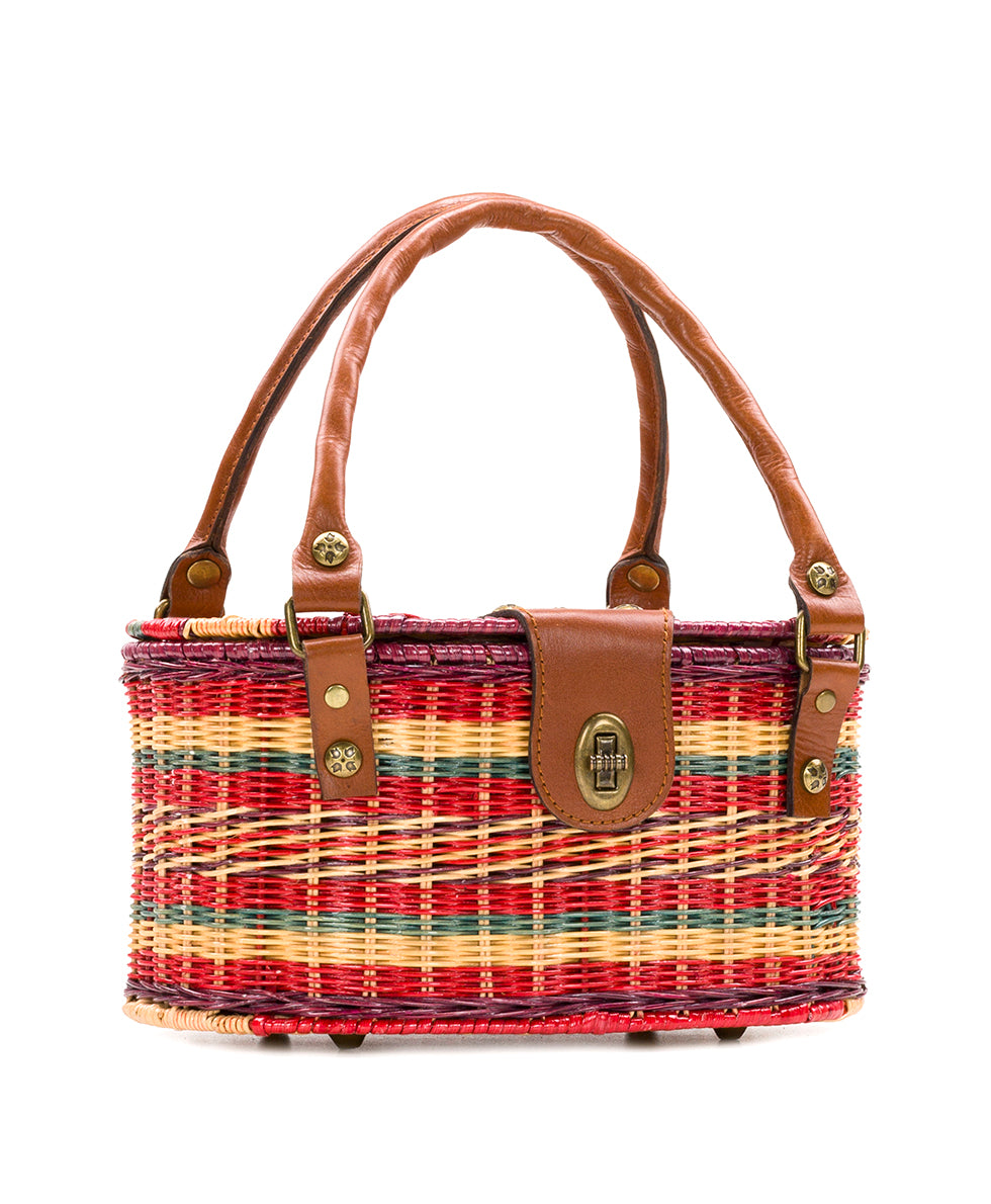 Majadas Basket - Multi Stripe 3