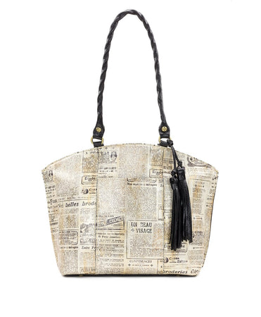 Michel Tote - Newspaper - Michel Tote - Newspaper