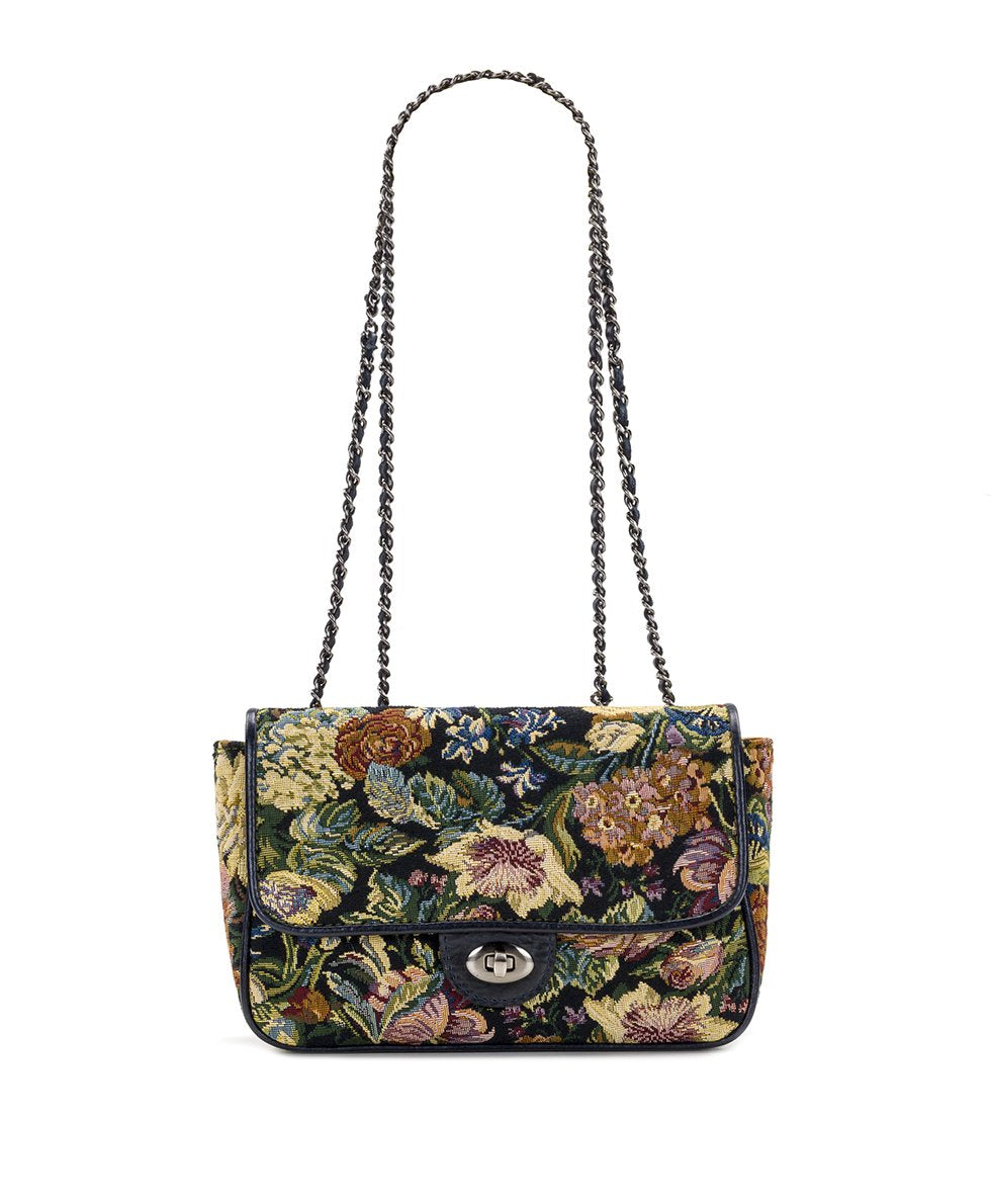 Lorenza - Woven Floral Tapestry