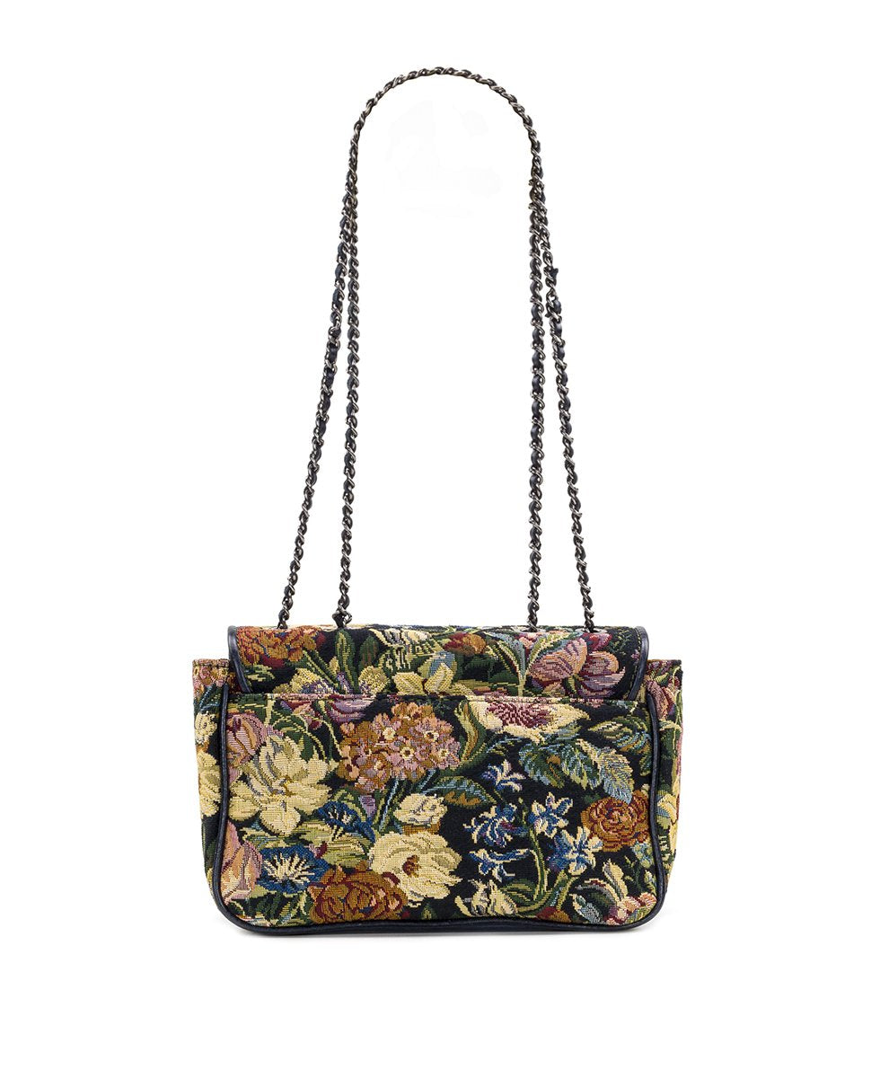 Lorenza - Woven Floral Tapestry 2