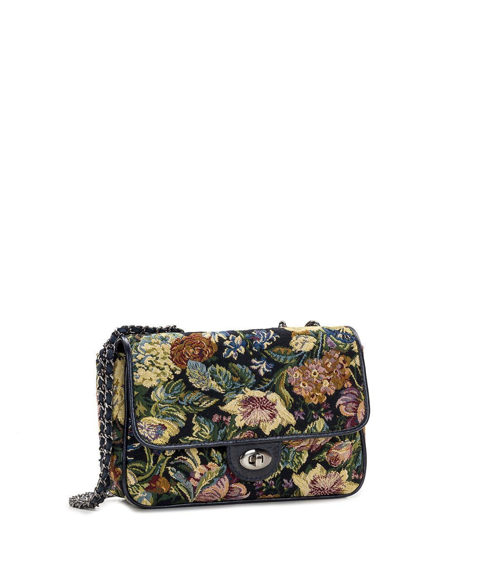 Lorenza - Woven Floral Tapestry 3