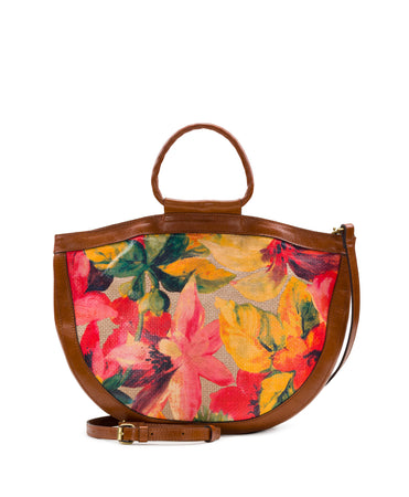 Oliena Crossbody - Spring Multi Straw