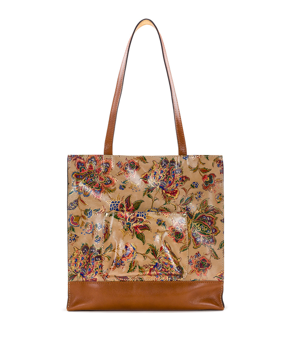 Toscano Tote - French Tapestry 2