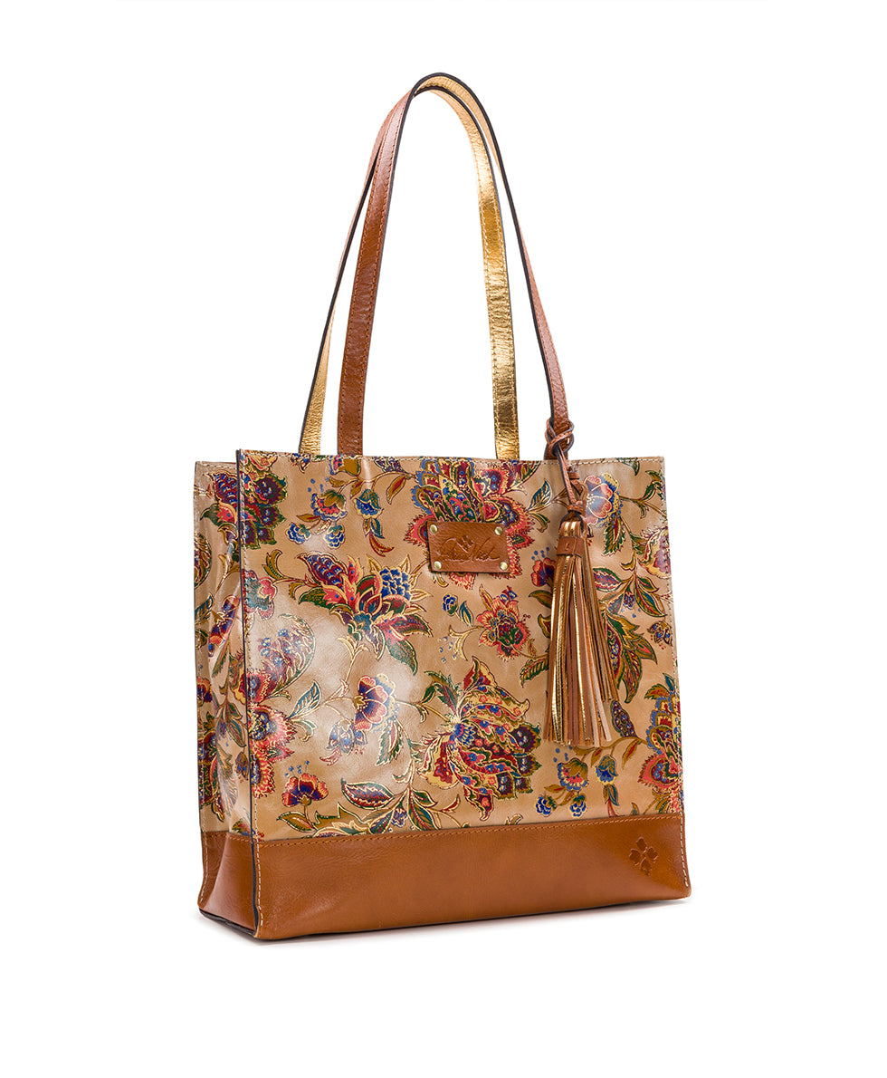 Toscano Tote - French Tapestry 3