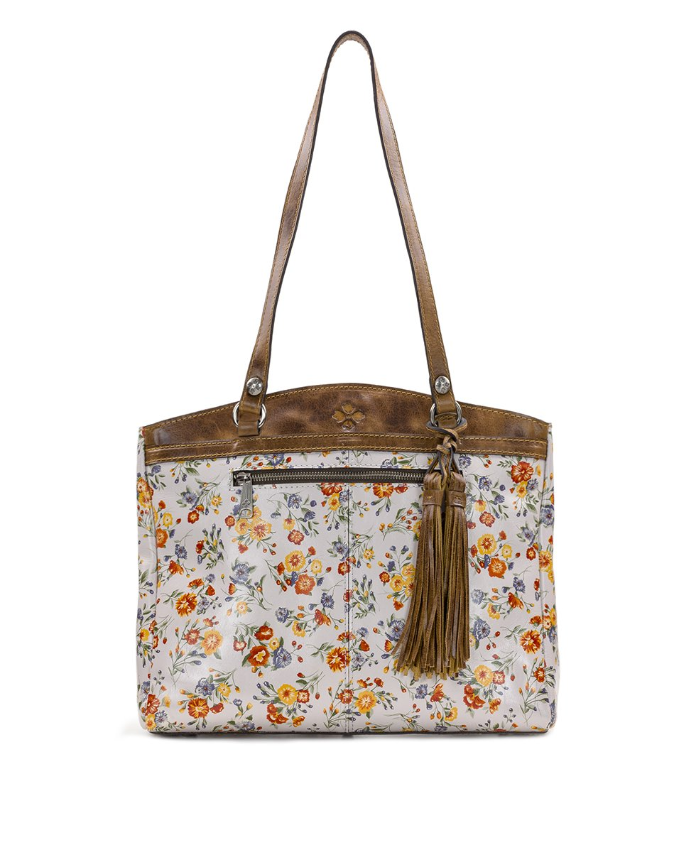 Poppy Tote - Mini Meadows 1