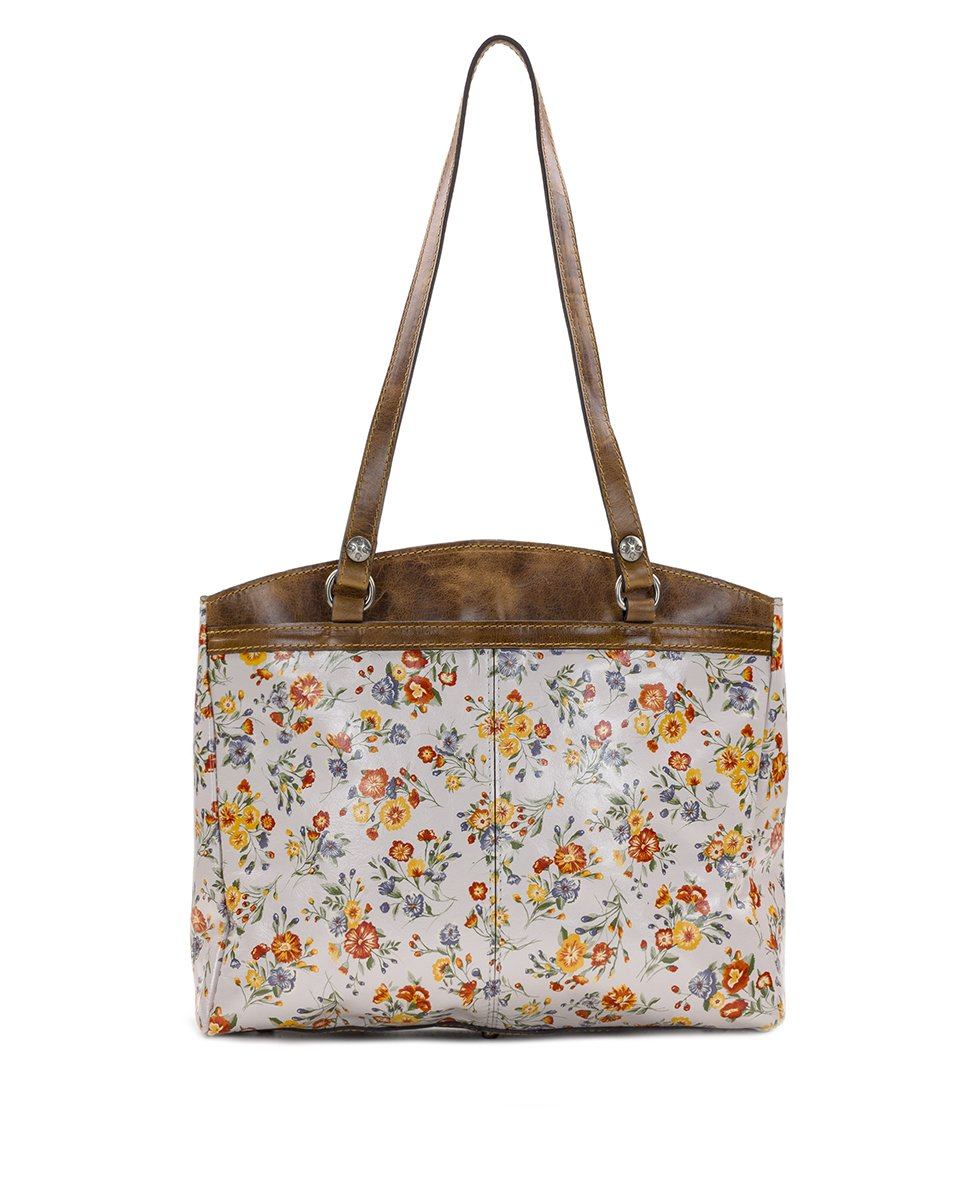 Poppy Tote - Mini Meadows 2