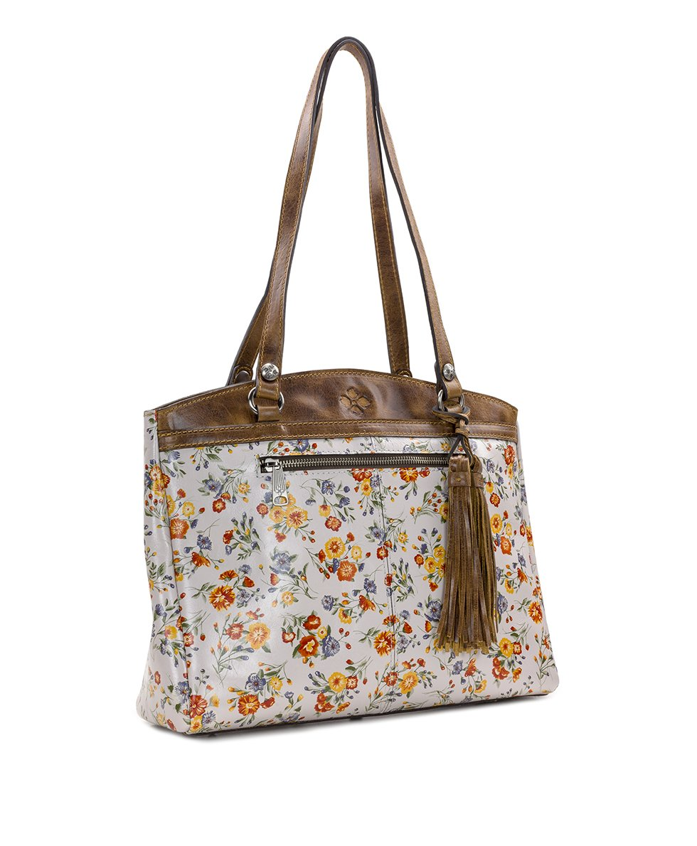 Poppy Tote - Mini Meadows 3