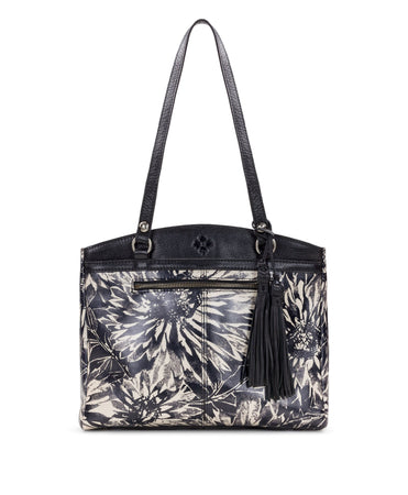 Poppy Tote - Sunflower Print