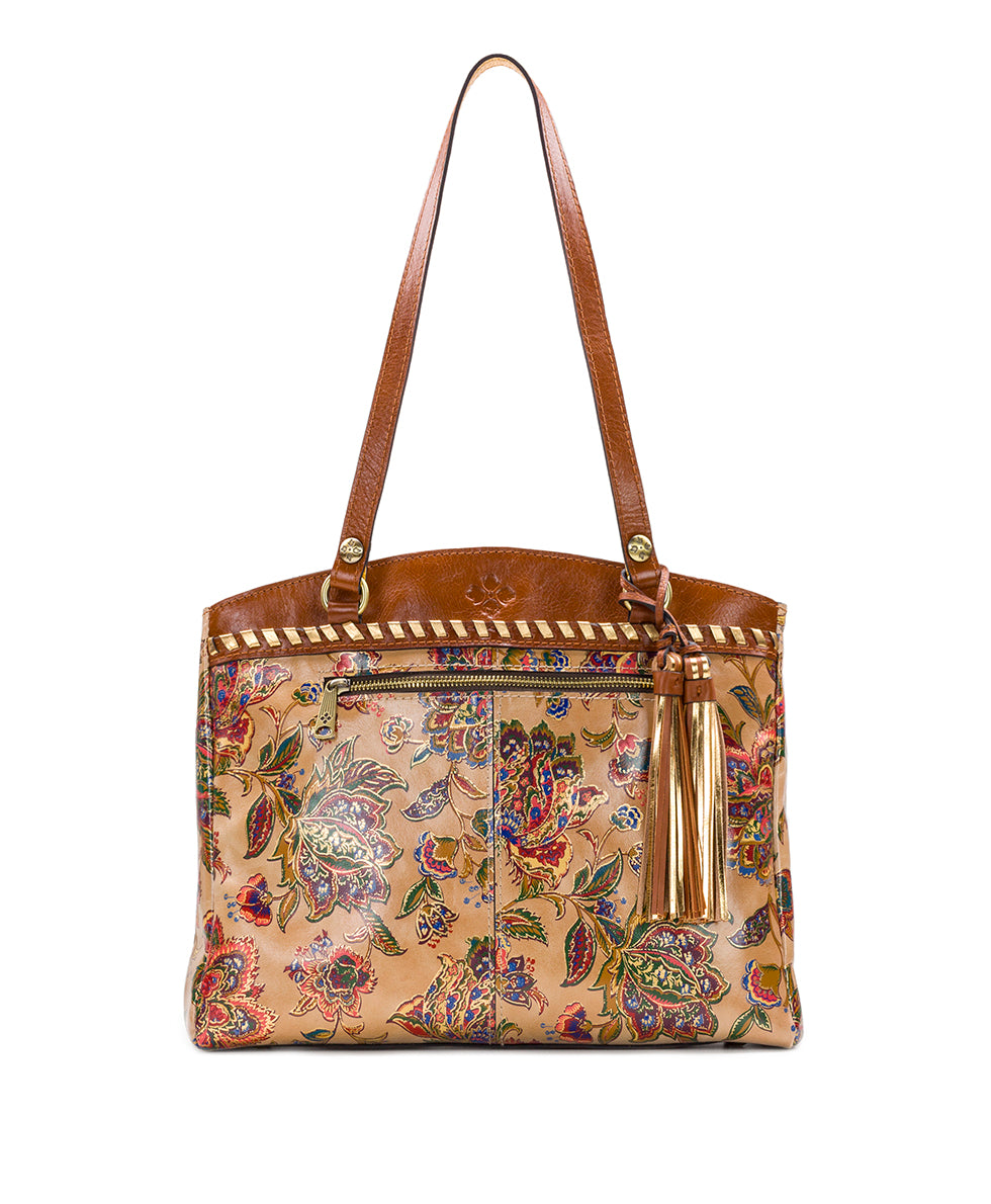 Poppy Tote - French Tapestry 1
