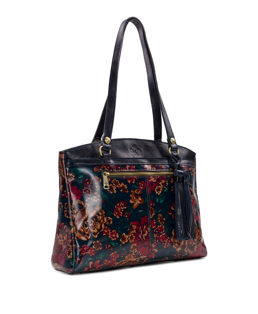 Poppy Tote - Fall Tapestry 3
