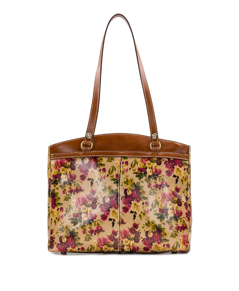 Poppy Tote - Antique Rose 2