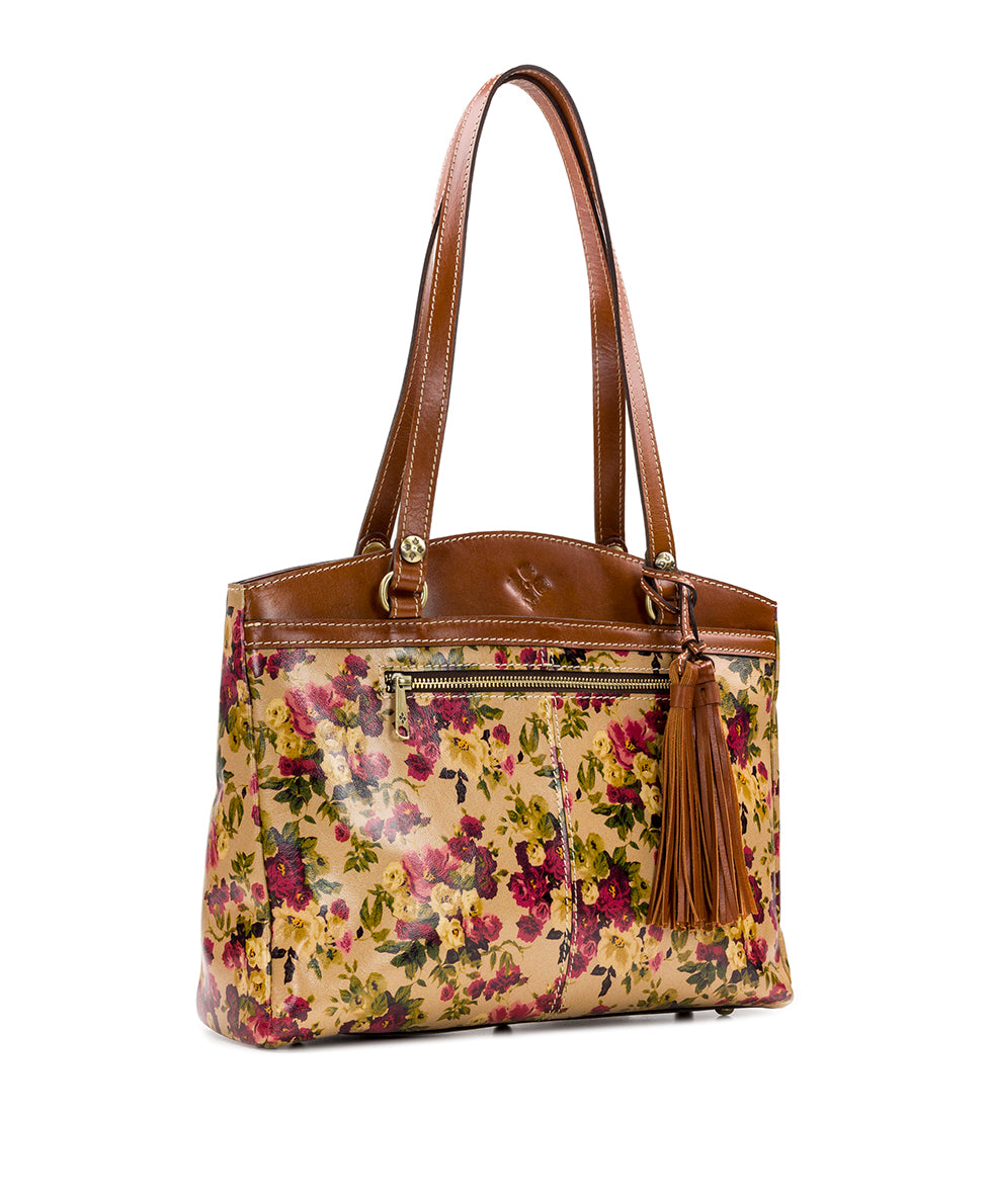 Poppy Tote - Antique Rose 3