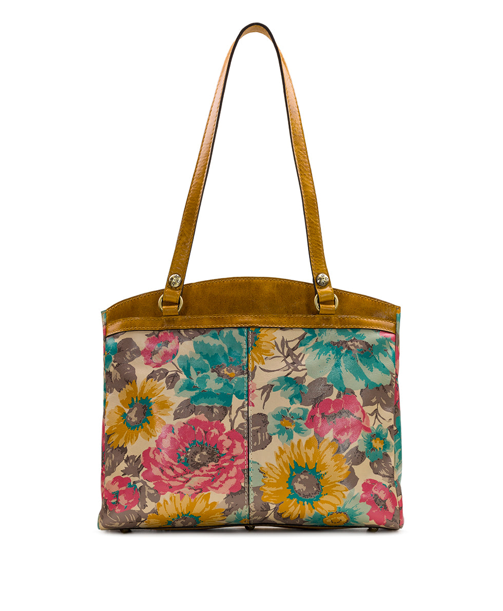 Poppy Tote - First Bloom 2