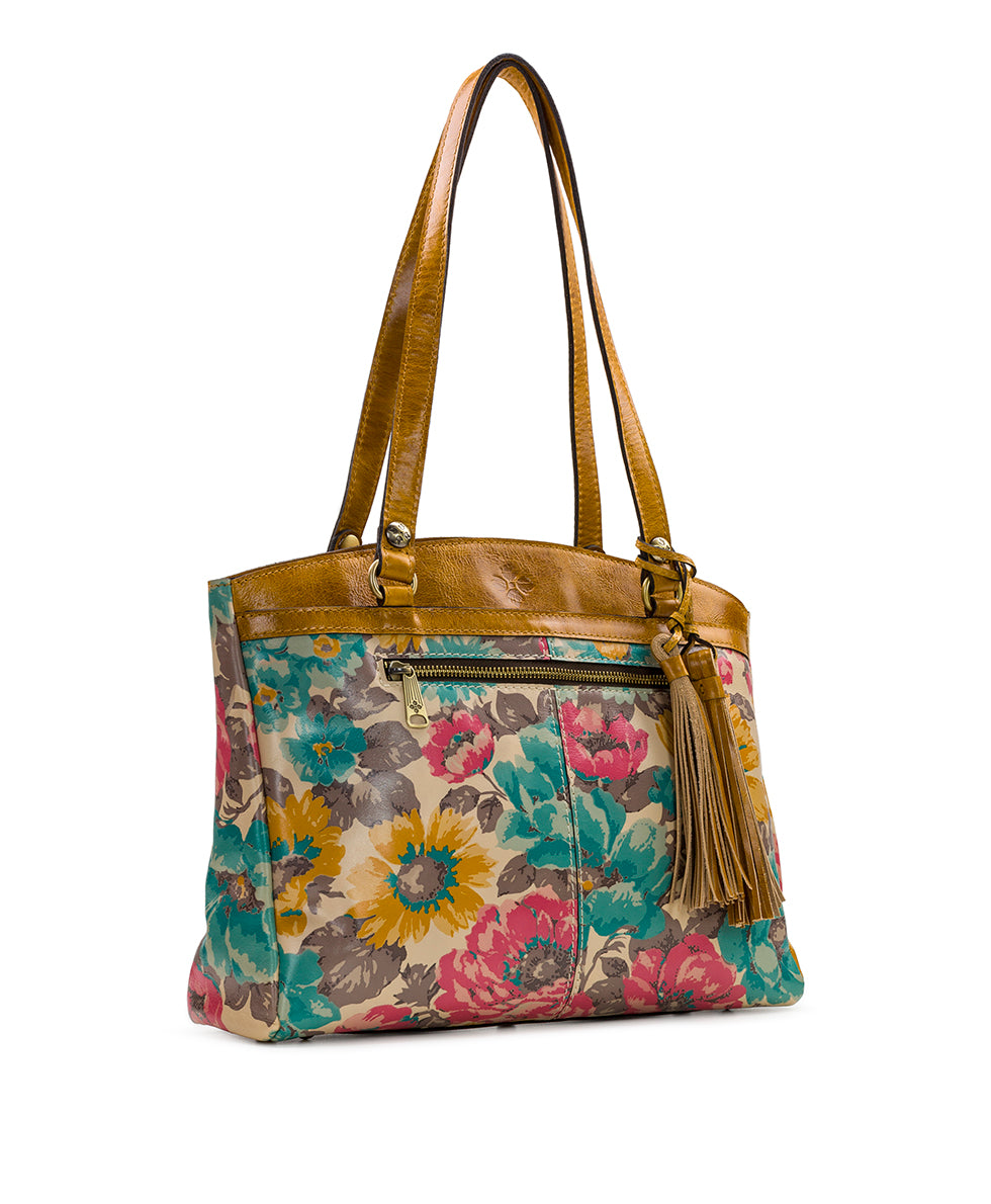 Poppy Tote - First Bloom 3