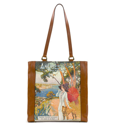 Viana Tote - Poster Collection - Viana Tote - Poster Collection