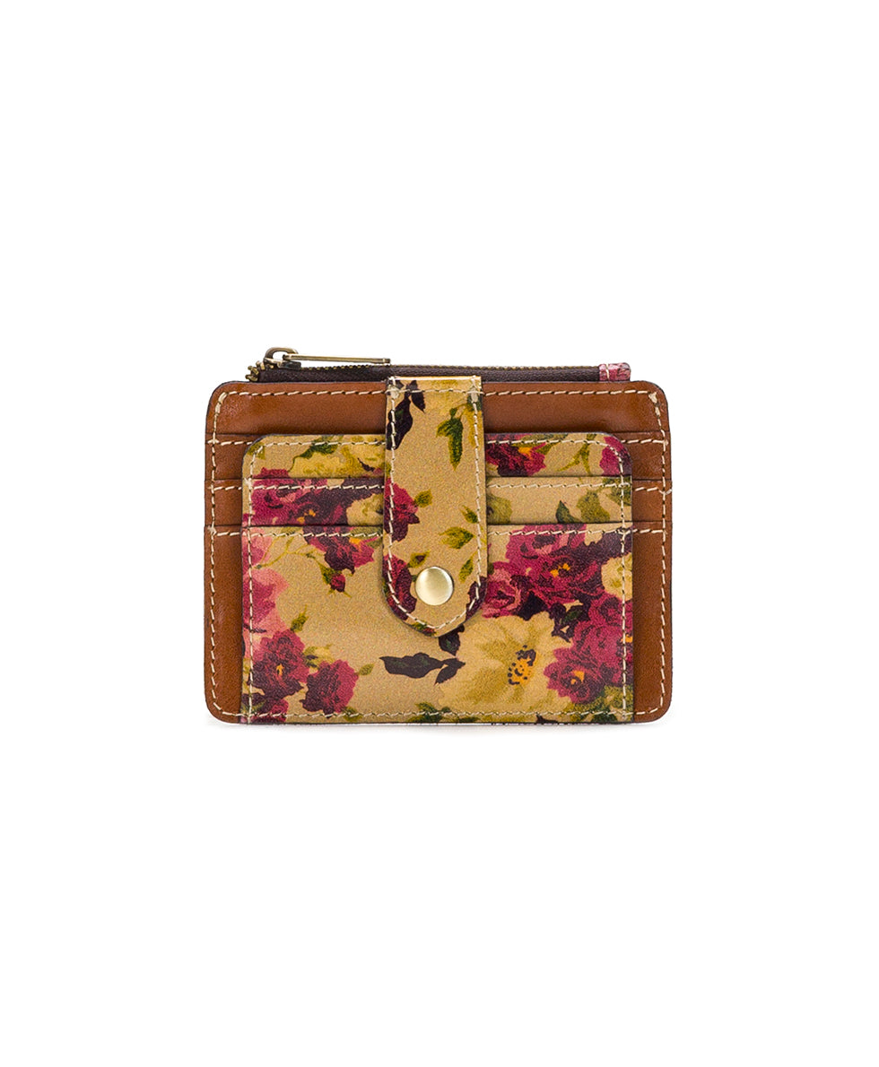 Cassis ID Case - Antique Rose
