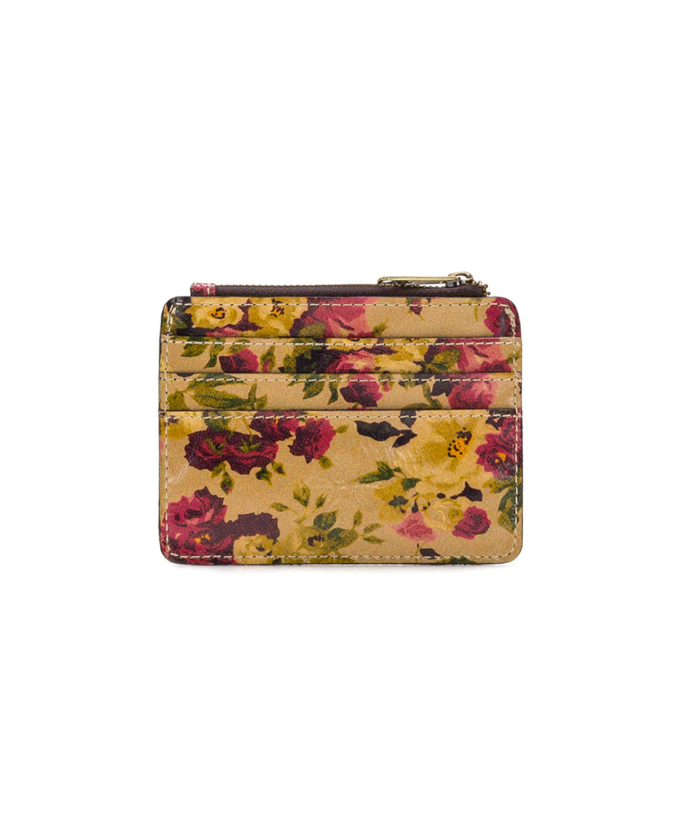 Cassis ID Case - Antique Rose 2
