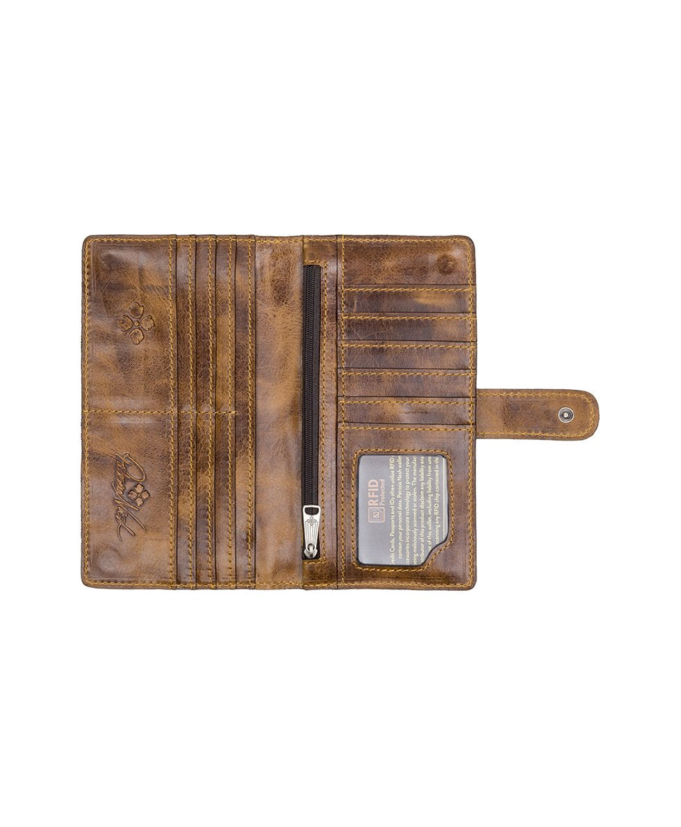 Valentia II Wallet - Mini Meadows 3