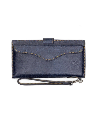 Valentia II Wallet - Dark Denim