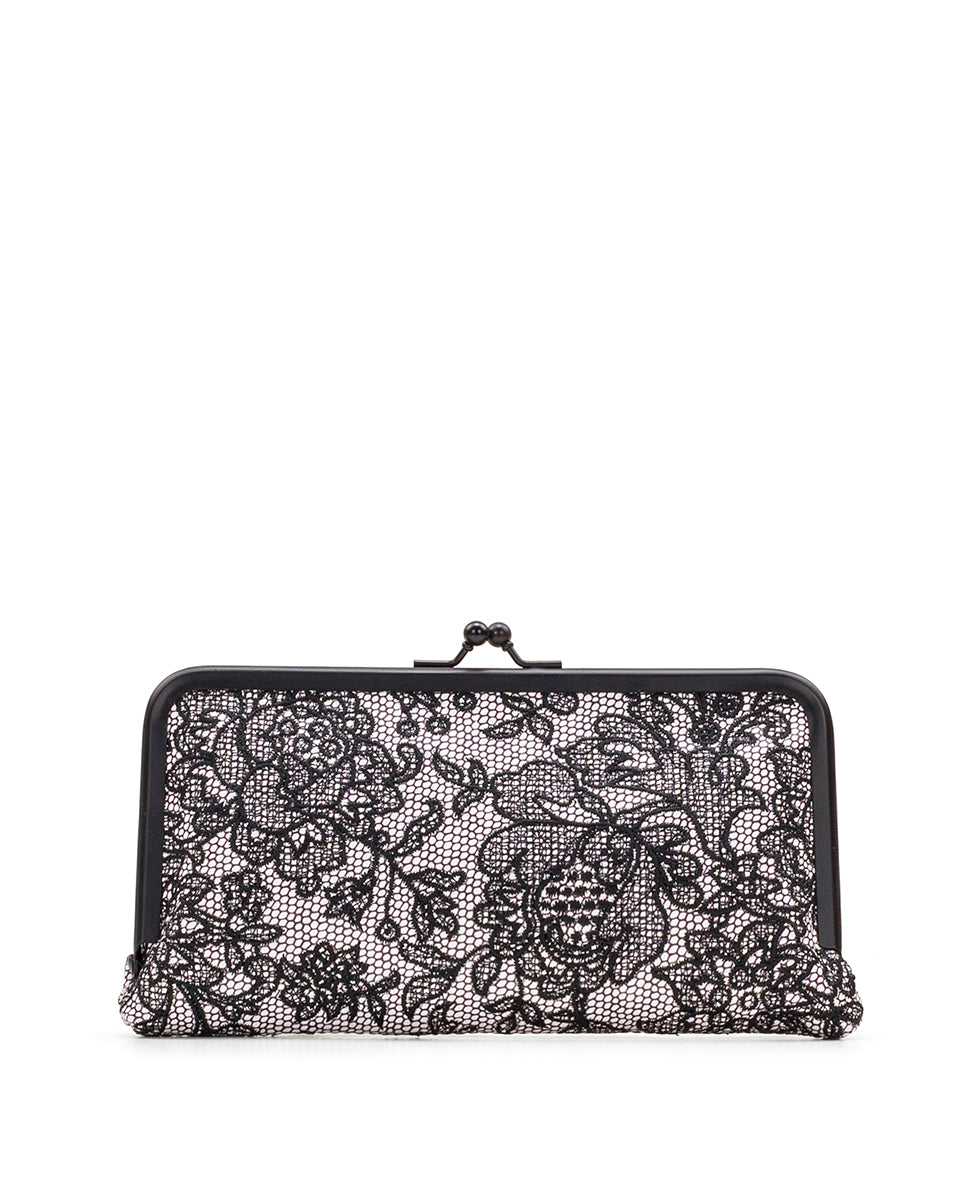 Everly Wallet - Chantilly Lace