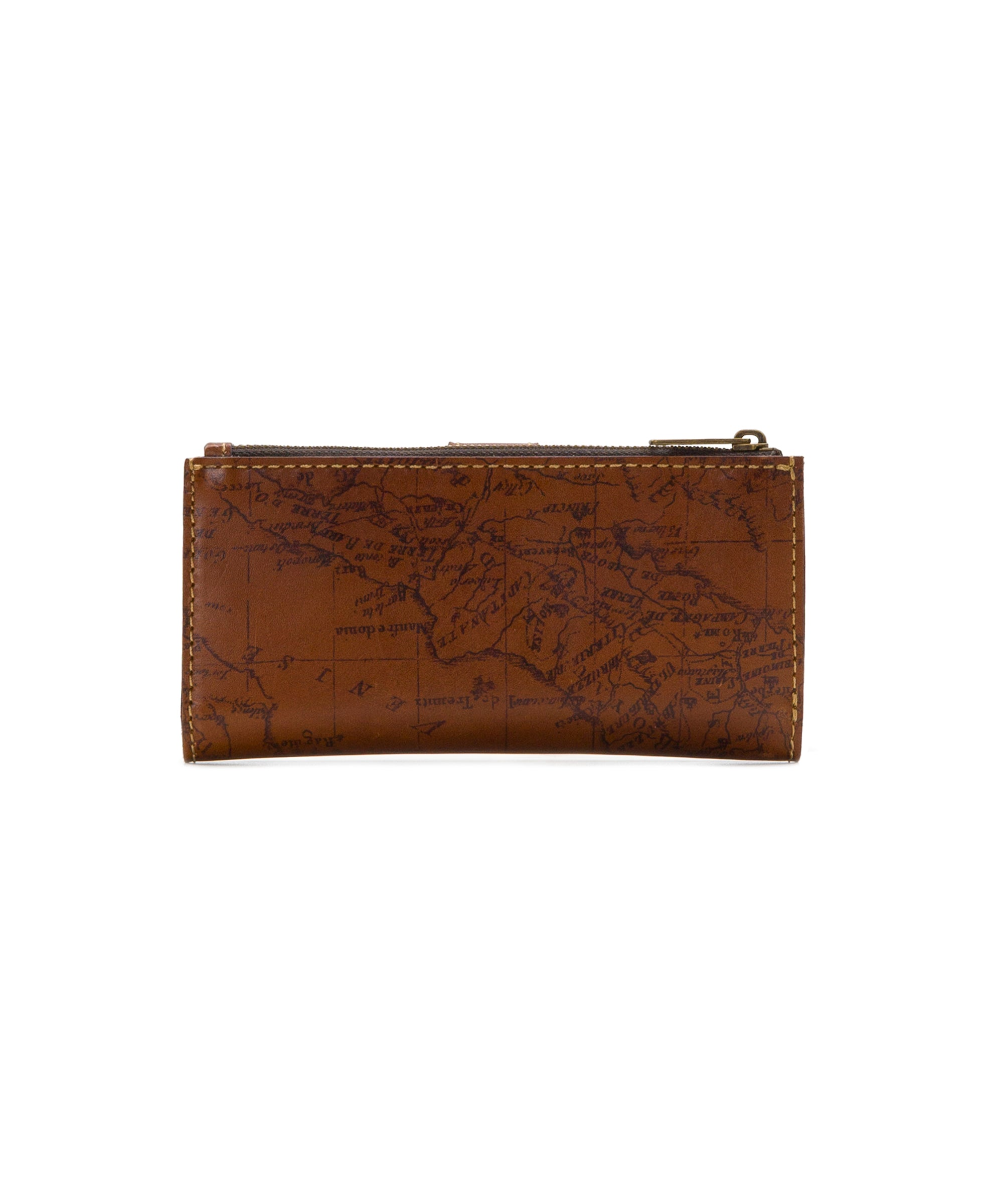 Nazari Bifold Wallet - Signature Map 2