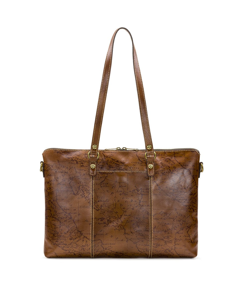 Triora Tote - Signature Map 2