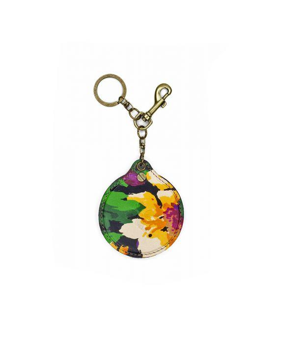 Liscia Twist Mirror Fob - Summer Evening Bloom