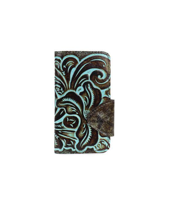 Tooled Turquoise