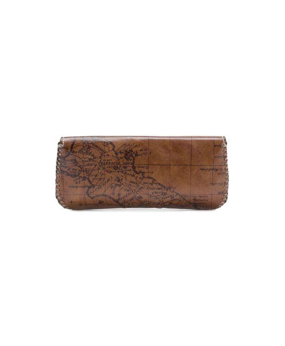 Ardenza Sunglass Case - Signature Map 3