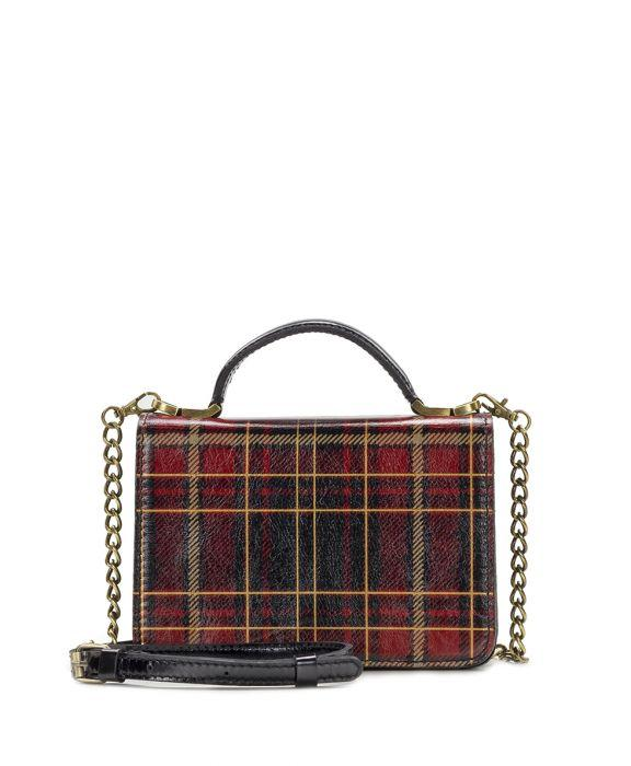 Antolina Crossbody - Tartan Plaid