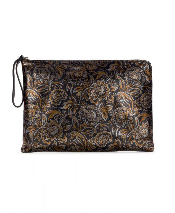 Braga Tech Wristlet - Tri-Metallic