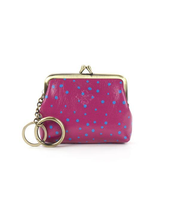 Borse Coin Purse - Polka Dot Pink