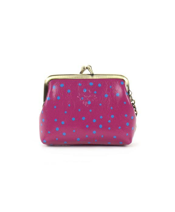 Borse Coin Purse - Polka Dot Pink 2